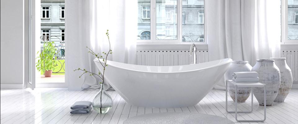 quels stores et rideaux pour une salle de bain