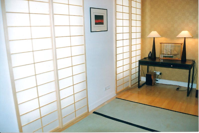 cloisons japonaises claustras et paravents