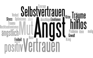 Angst Wordle