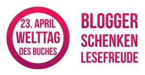 Blogger schenken Lesefreude Banner