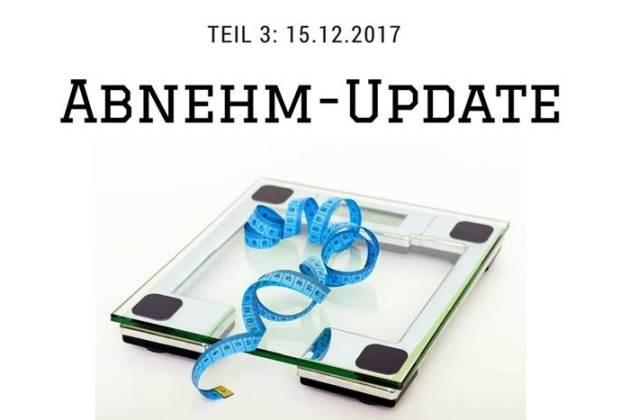 Abnehm-Update abnehmen lowcarb