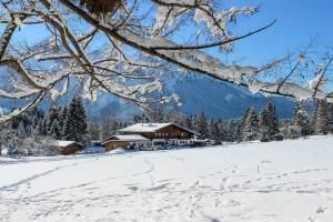 Winter Winterlandschaft