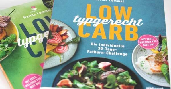 low carb typgerecht Buchvorstellung