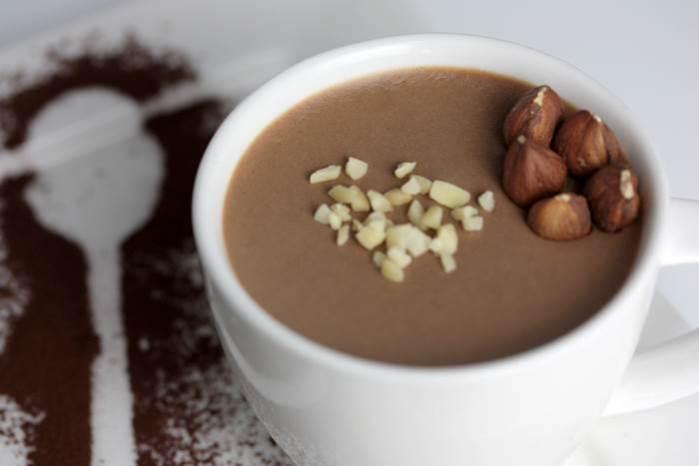 LowCarb-Mousse au chocolat-Rezept-Schokocreme
