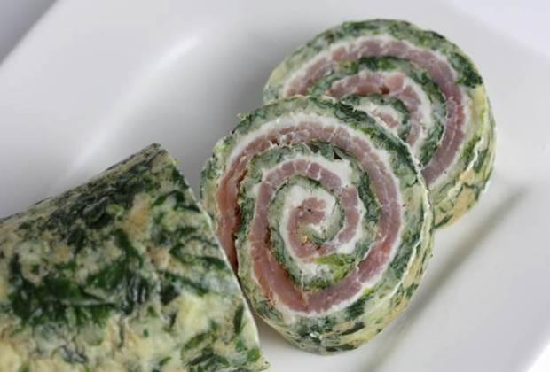 Spinat-Lachs-Rolle-lowcarb-Rezept-abnehmen