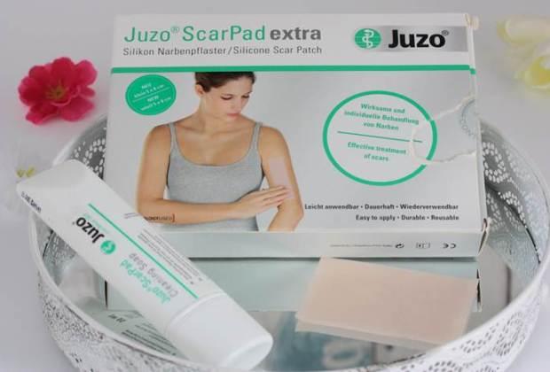 Juzo ScarPad-Narbenpflaster-Narbenbehandlung