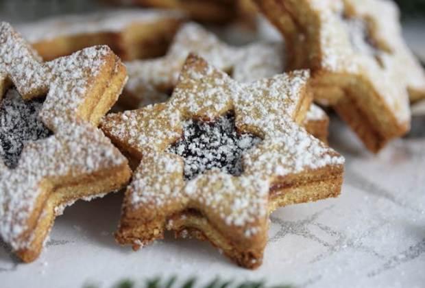 Spitzbuben-low carb-Lizza-Backmischung-Rezept-Weihnachten-Plätzchen