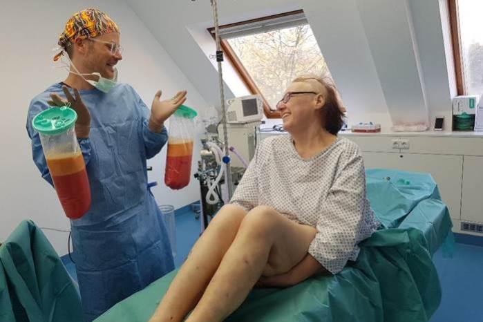 Lipödem-Liposuktion-Dr. Witte-LipoClinic-vorher-nachher