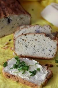 Kräuter Weißbrot low carb-Kräuterbrot-lowcarb-Rezept-Weißbrot