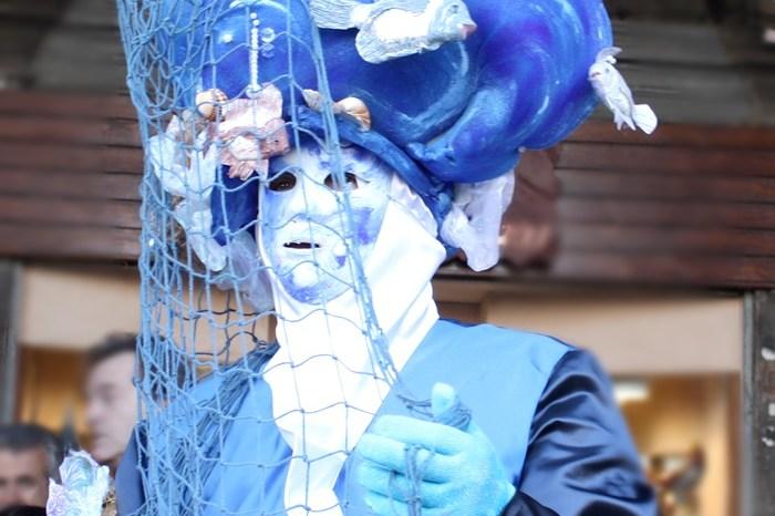 Karneval in Venedig-Carneval de Venice-Italien-Reise
