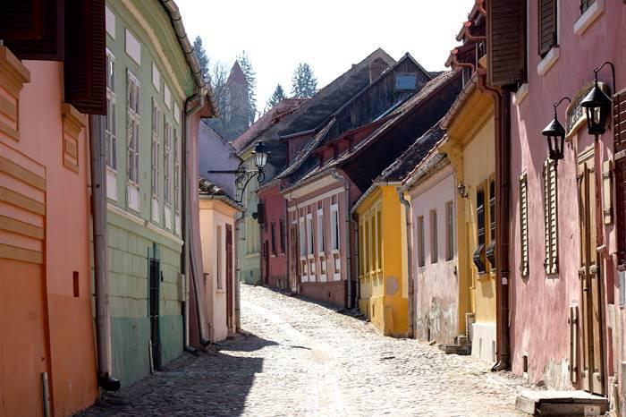 Sighisoara-Transsilvanien-Siebenbürgen