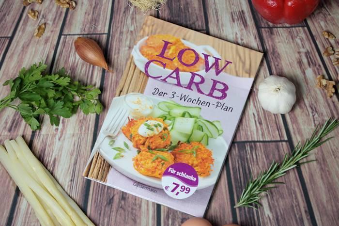Spargel mit Walnusspesto-Kochbuch Low Carb-Der 3-Wochen-Plan-Rezension