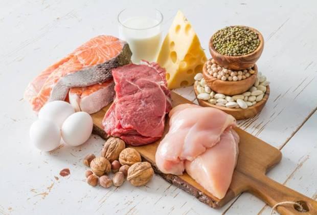 Proteine-wichtig-Eiweiß-Körper-Protein Kochbuch