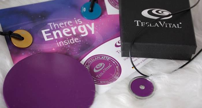Teslaplatten Tesla Vital Platten Energie Chakren
