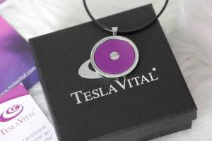 Tesla Vital Platten Energie Chakren
