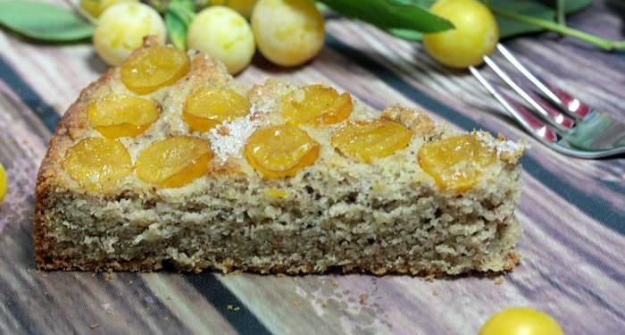 Pflaumen-Nuss-Kuchen-Rezept-zuckerfrei-low carb