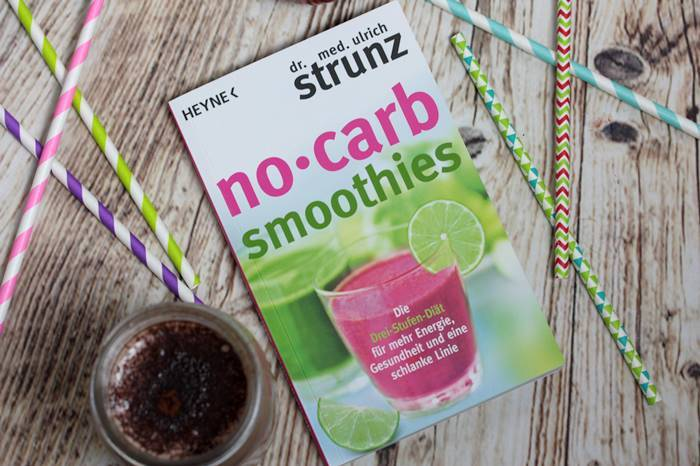 Schoko Erdnuss Shake-low carb-no carb smoothies