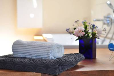 Home Spa Ideen-Wellness für zu Hause