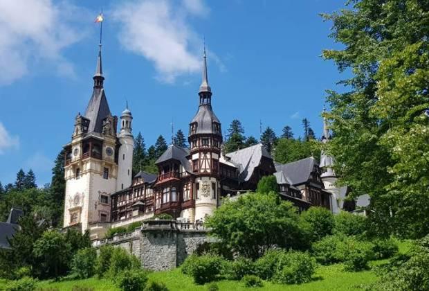 Schloss Peles - Märchenschloss-Rumänien