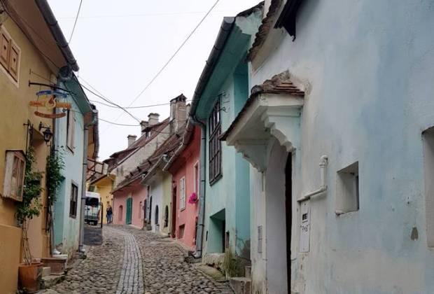 Schäßburg-Sighisoara-Rumänien Rundreise