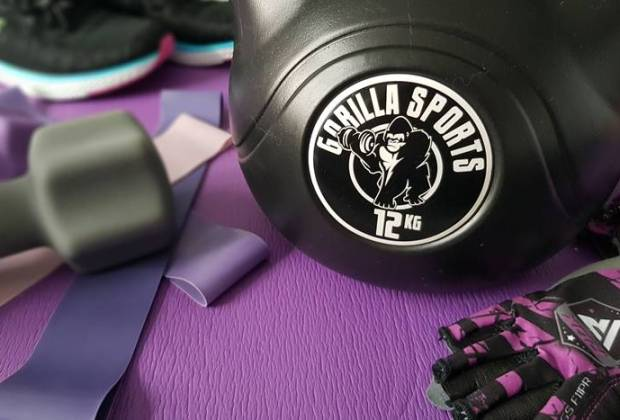 Gorilla Sports-Fitness-Lipödem