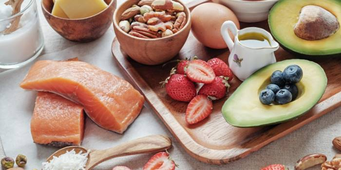 Ketogen-Ketogene Ernährung-Beschreibung ketogen-Snacks