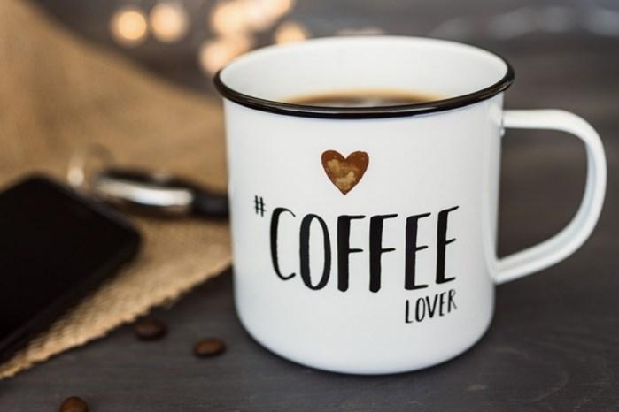 Glücksmomente-Kaffee-kleines Glück