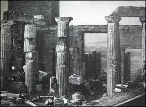 Propilei 1839. Pierre-Gustave Joly De Lotbienér