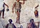 La condizione degli schiavi a Roma dall'impero di Costantino a quello di Giustiniano