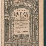 Opera Bedae Venerabilis, 1563