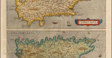 Creta e Cipro sotto la dominazione della Repubblica di Venezia