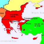 L'Impero bizantino nel 1081