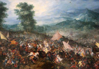 La battaglia per l'Impero Persiano: Gaugamela