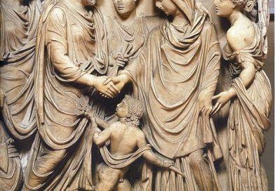 La patria potestà nell'antica Roma