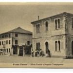 cv   fiume ufficio postale e negozio Campagnuta anni  cinquanta
