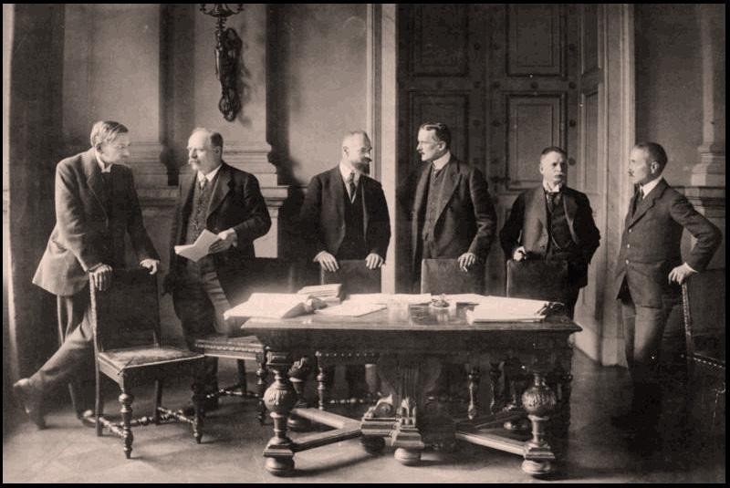 I Trattati Che Precedono E Seguono La Prima Guerra Mondiale Storia Storie Pordenone