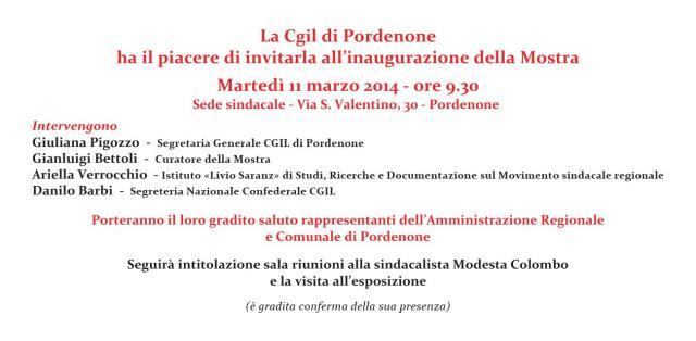 CGIL - INVITO MOSTRA PORDENONE0003