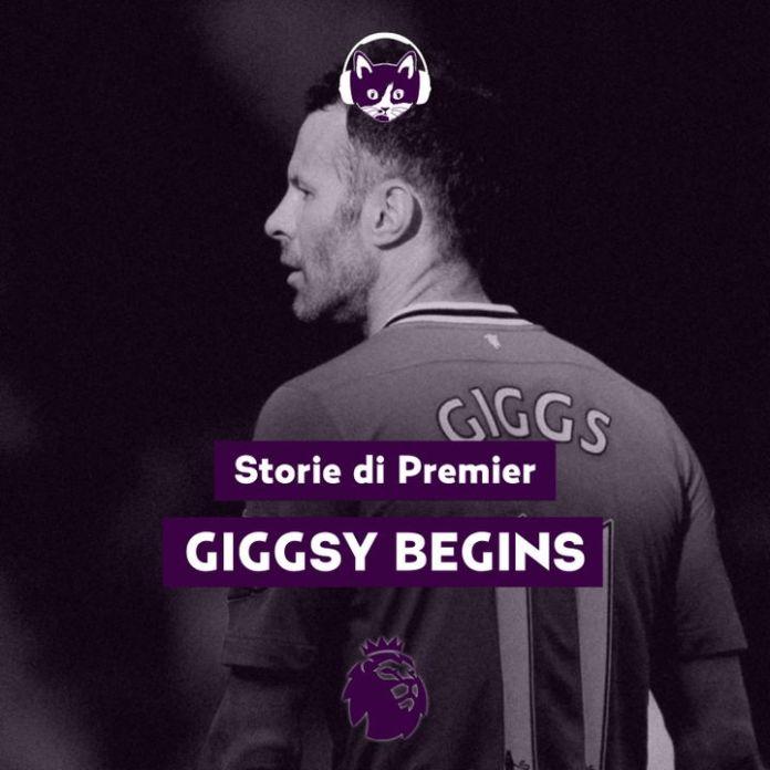 (Podcast): Ryan Giggs, colui che iniziò a giocare a calcio per fare un dispetto al padre
