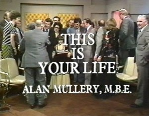 Alan Mullery This is Your Life