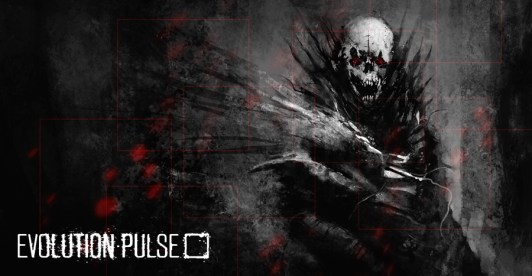 Artwork per Evolution Pulse di Daniel Comerci