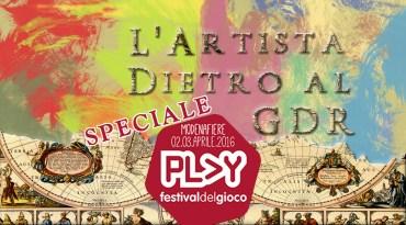 Speciale Copertina Artisti Modena Play 2016