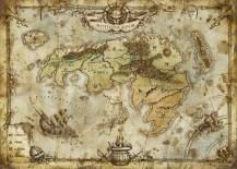 Mappa Artwork Francesca Baerald