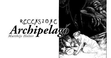 Archipelago GDR Cover