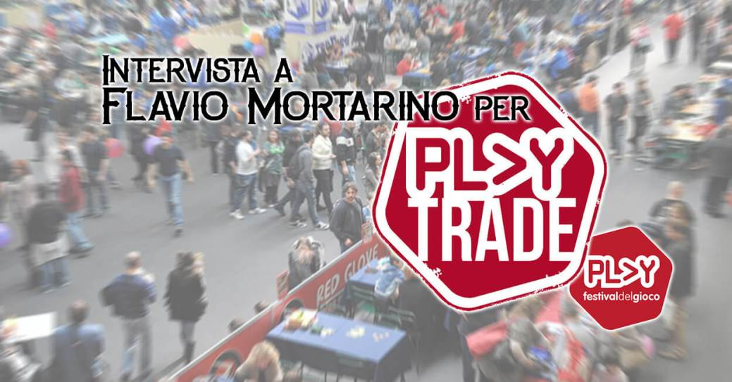 Flavio Mortarino Play Trade 2018