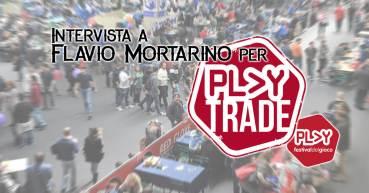 Flavio Mortarino Play Trade 2018