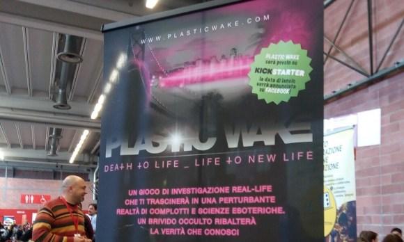 Plastic Wake un gioco investigativo real life
