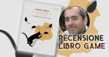 Recensione Le Cronache di Catusia Mauro Longo Antonio Tombolini Editore