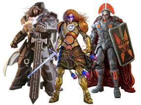 Augusta Universalis RPG Intervista Storie di Ruolo Tre Pretoriani