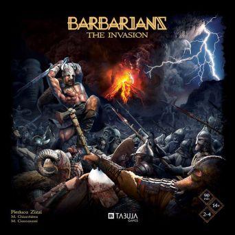 Barbarians The Invasion Gioco da Tavolo Intervista Storie di Ruolo Marta Ciaccasassi