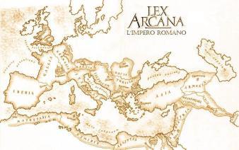 Lex Arcana Mappa Impero Romano Storie di Ruolo